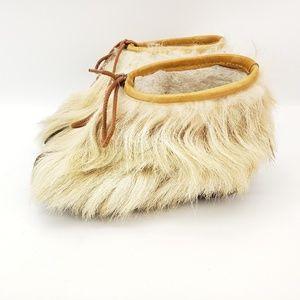 Blond Brand Canada Original Winter Boots Shaggy Fu
